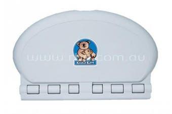 New Koala Kare Kb208 Baby Change Table Oval Horizontal - Grey 864Mm L X 533Mm H