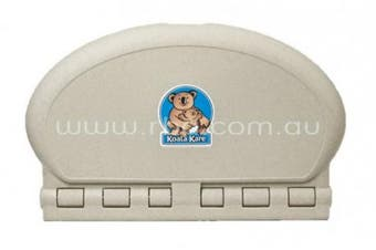 New Koala Kare Kb208 Baby Change Table Oval Horizontal - Sandstone 864Mm L X