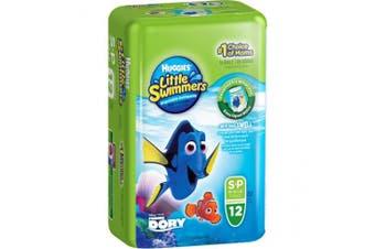 New Huggies Little Swimmers Disposable Swimpants - Disney/Pixar Finding Dory