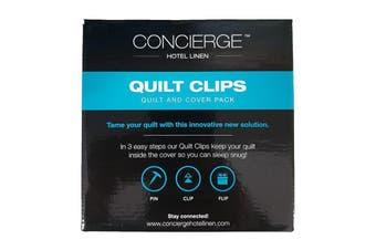 Concierge Quilt Clips Pack
