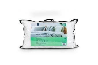 Easyrest Cloud Support Memory Fibre Pillow - 48x74cm