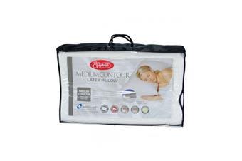 Easyrest Latex Medium Profile Contour Pillow