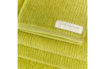 Sheridan Trenton Hand Towel Citron - 45x65cm / Citron