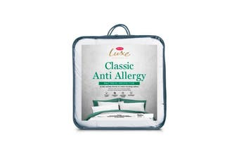 Tontine Luxe Anti-Allergy Fitted Mattress Protector