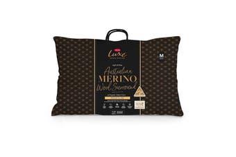 Tontine Luxe Australian Merino Wool Pillow - Standard