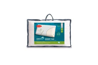 Tontine Comfortech Bamboo Memory Foam Pillow - 48x73cm