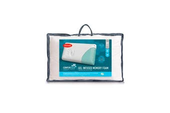 Tontine Comfortech Gel Infused Memory Foam Pillow - 48x73cm