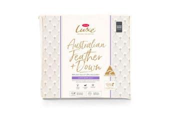 Tontine Luxe Australian White Duck Down Super Warm Quilt