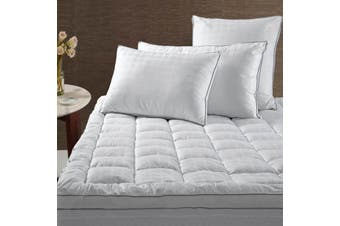 Accessorize Deluxe Hotel Mattress Topper - King