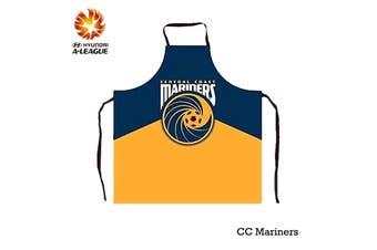 A-League BBQ Apron Central Coast Mariners