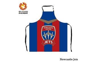 A-League BBQ Apron Newcastle Jets