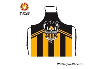 A-League BBQ Apron Wellington Phoenix