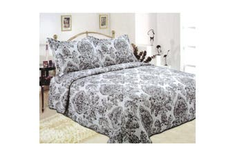 2 Piece Kelly Coverlet Set Single/Double