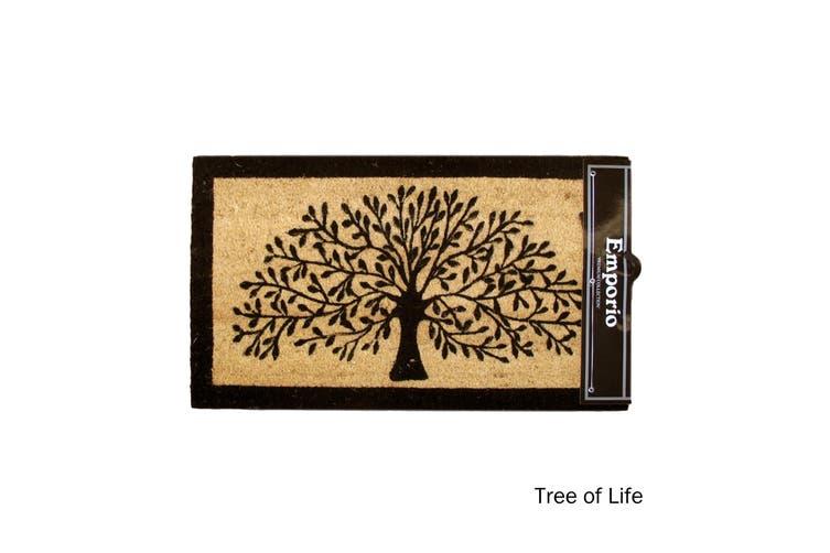 Coir Door Mat Tree Of Life