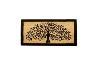Extra Large Coir Door Mat Tree Of Life