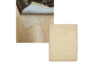 Non-slip Rug Underlay Cream Medium