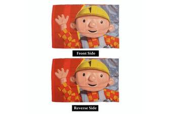 One Piece of Bob The Builder Standard Pillowcase