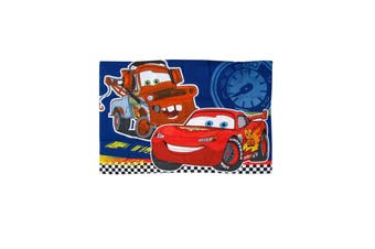 One Boys Cartoon Standard Pillowcase Mcqueen Cars Friends