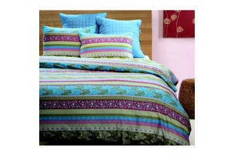 Spring Quilt Cover Set King by Atmosphere