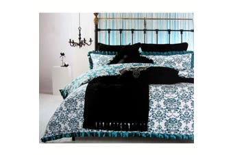 Victoriana Quilt Cover Set QUEEN