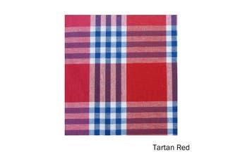 Check Table Cloth Tartan Red 130 x 180 cm