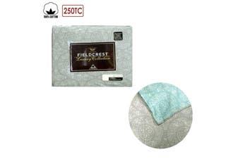 Cotton Reversible Mandala Silver Quilt Cover Set King