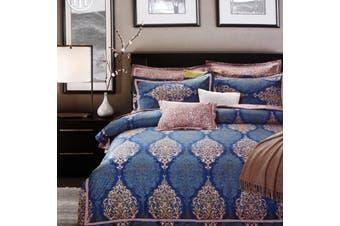250TC Cotton Quilt Cover Set Quinn King