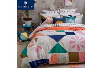 Memphis Cotton Quilt Cover Set by Bambury