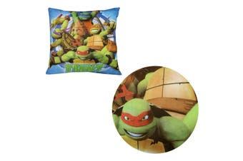 Ninja Turtles Square Filled Cushion