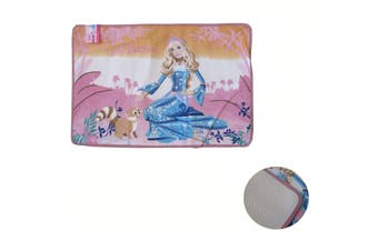 Barbie Non Slip Floor Rug 50 x 75 cm