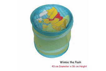 Pop Up Storage & Laundry Hamper Winne the Pooh by Caprice by Caprice