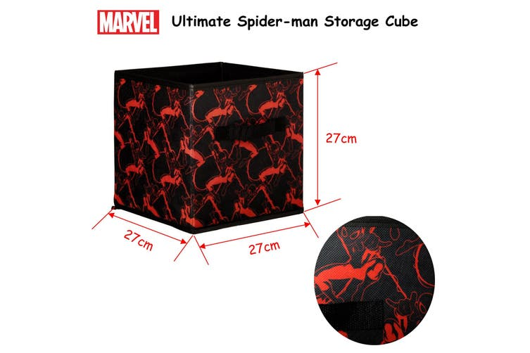 Ultimate Spider-man Storage Cube