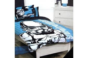 Disney Star Wars Polyester Cotton Licensed Quilt Cover Set