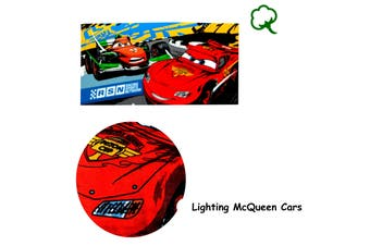 Cotton Bath / Beach Towel McQueen Cars by Disney