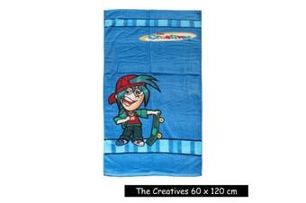 Kids Licensed The Creative Beach Towel by Disney