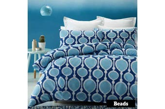 Beads Quilt Cover Set SINGLE