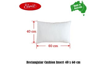 Cushion Insert Rectangular 40 x 60cm