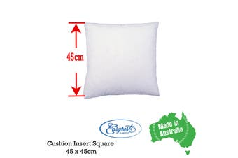 Cushion Insert Square 45 x 45cm