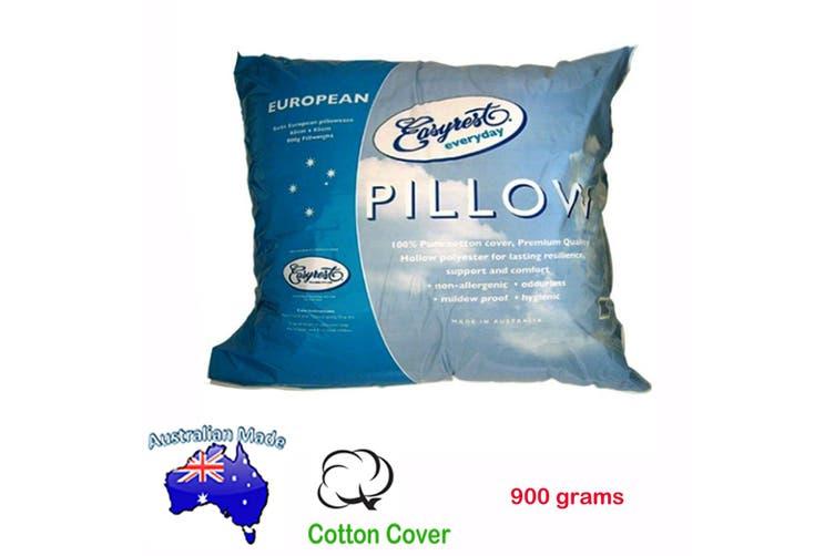 Australian Made Everyday European Pillow by Easyrest