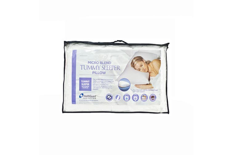 Micro Blend Tummy Sleeper Pillow by Easyrest