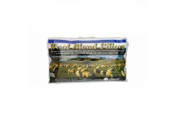 Luxury Range Woolblend Standard Pillow by Easyrest