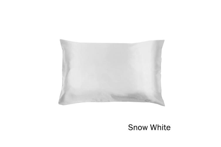 Satin Standard Pillowcase Snow White by Invitation