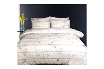 6 Pce Bed Pack Set Pinewood Queen by Big Sleep