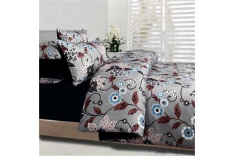 6 Pce Bed Pack Set Stafford Single
