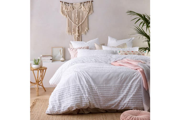 Betty White Quilt Cover Set Queen