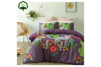 Nevada Quilt Cover Set Queen
