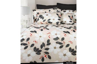 Hammond Quilt Cover Set SINGLE
