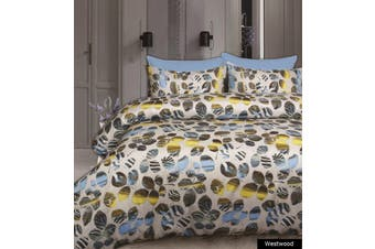Westwood Quilt Cover Set QUEEN