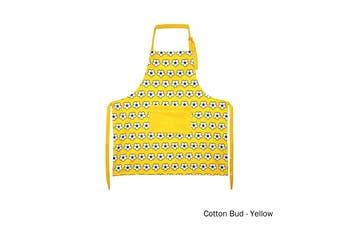 Cotton Bud Apron Yellow by IDC Homewares
