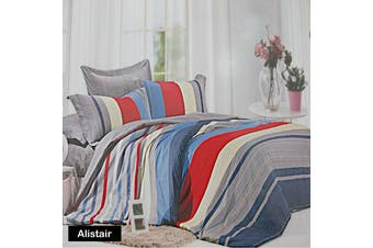 ALISTAIR Quilt Cover Set by Ardor